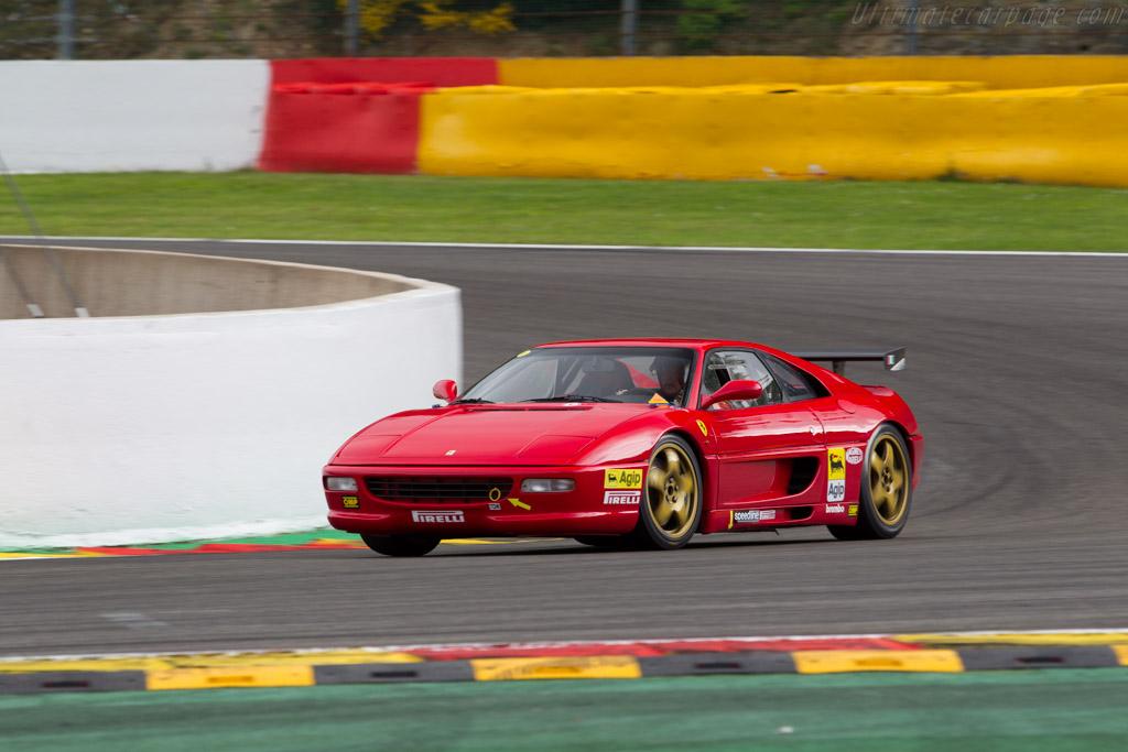 Ferrari F355 Challenge    - 2015 Modena Trackdays
