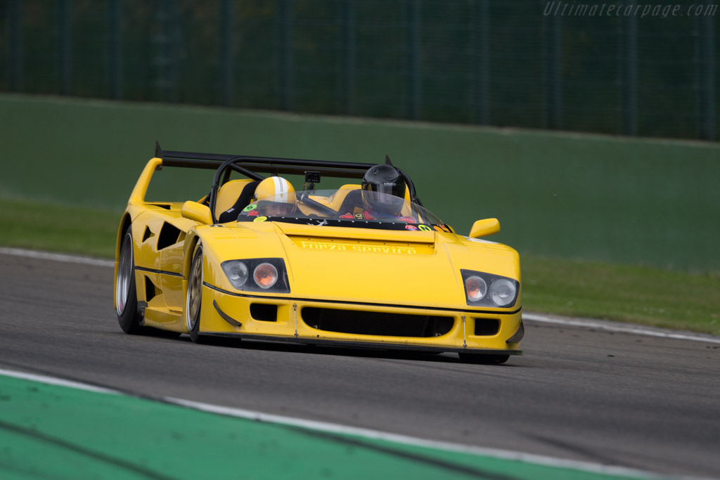 Ferrari F40 Barchetta    - 2015 Modena Trackdays