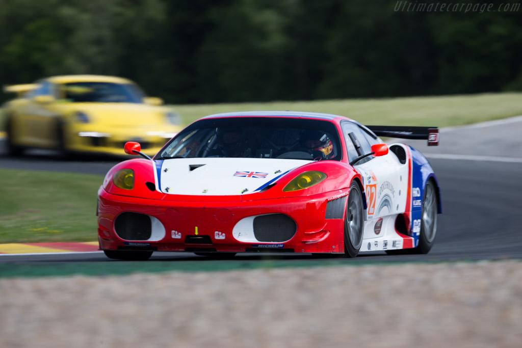 Ferrari F430 GTC - Chassis: 2618   - 2015 Modena Trackdays