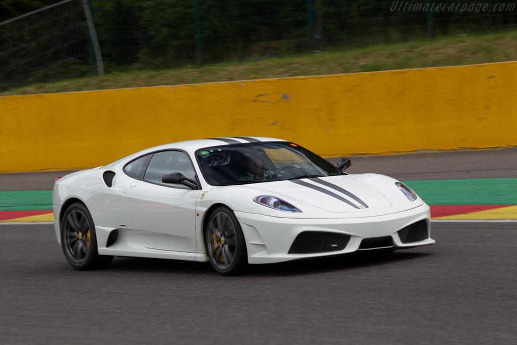 Ferrari F430 Scuderia    - 2015 Modena Trackdays