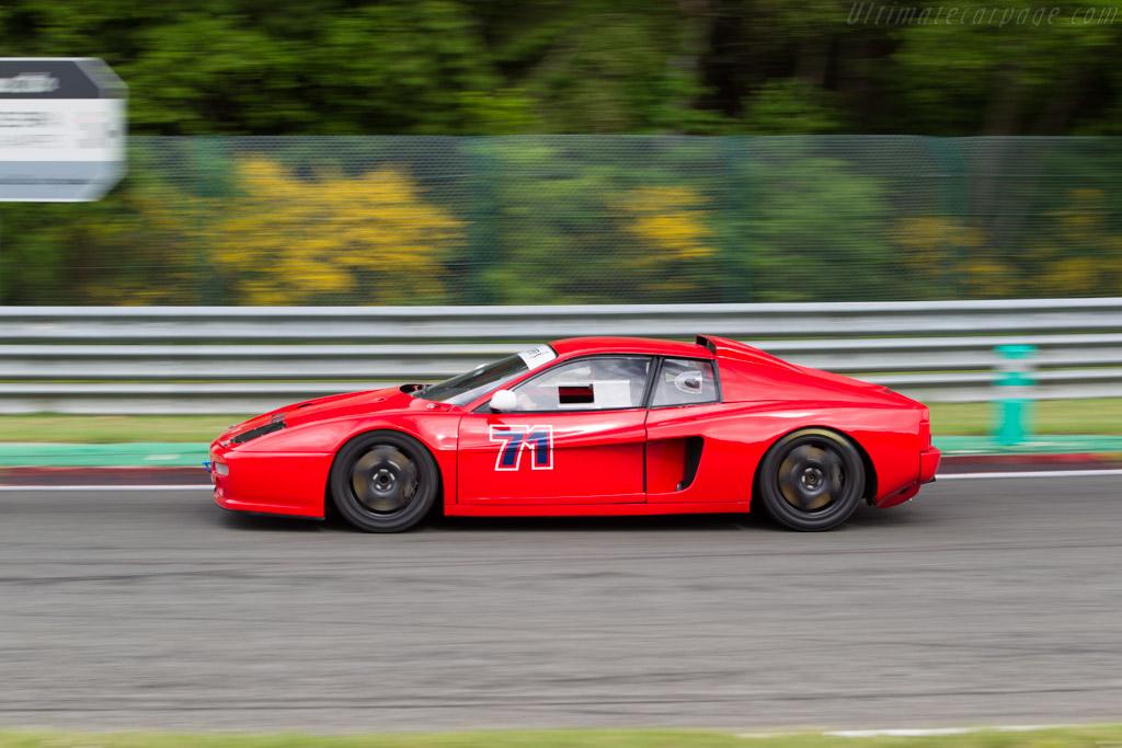 Ferrari F512M    - 2015 Modena Trackdays