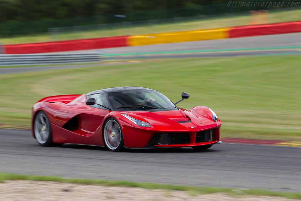 Ferrari LaFerrari - Chassis: 208921   - 2015 Modena Trackdays