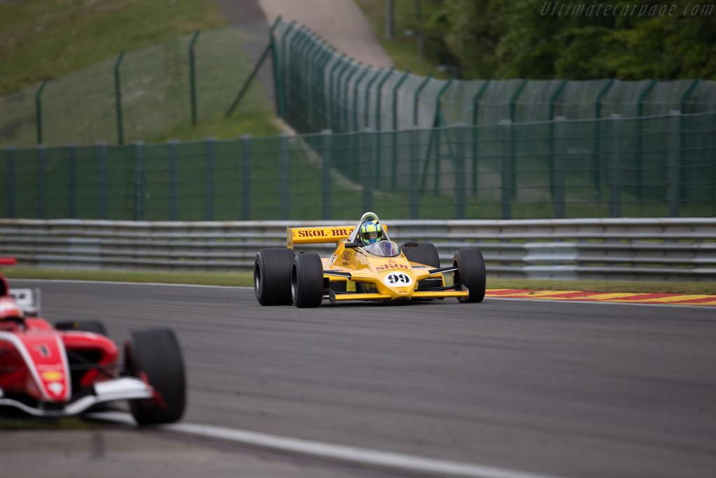 Fittipaldi F8C Cosworth - Chassis: F8C/4 - Driver: Gavin Pickering  - 2015 Modena Trackdays
