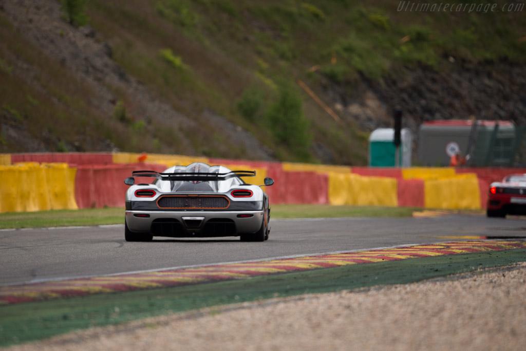 Koenigsegg One:1 - Chassis: 7106   - 2015 Modena Trackdays