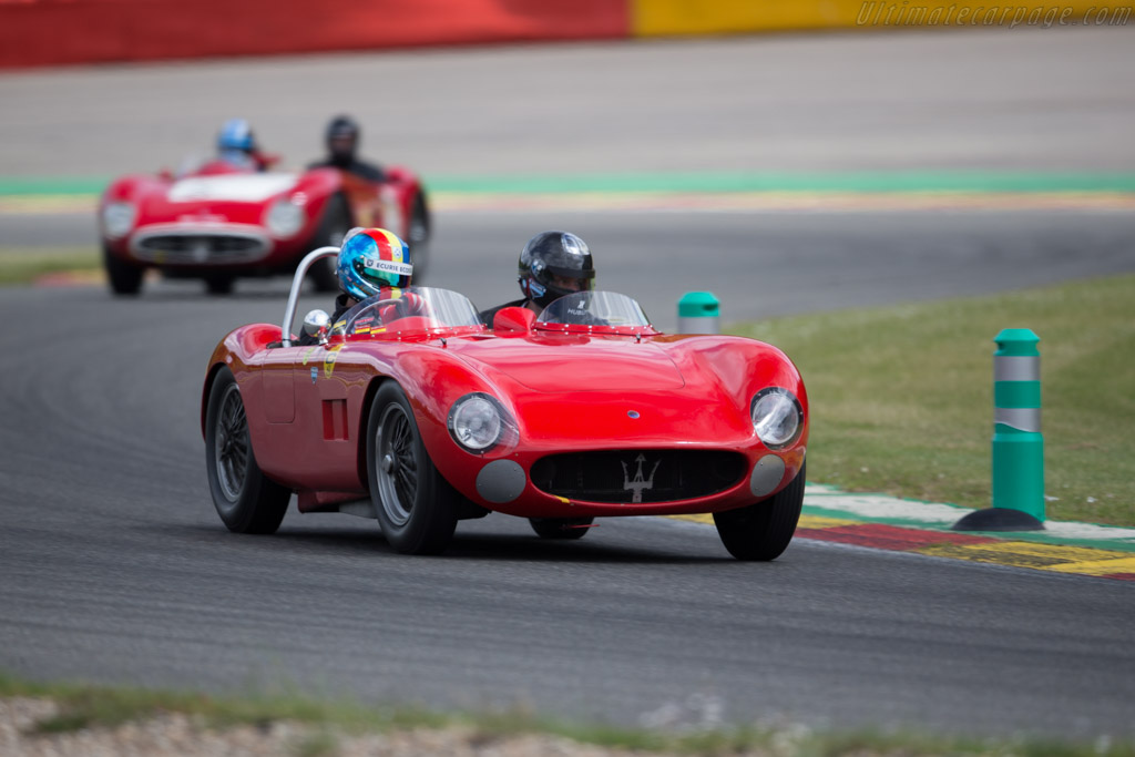 Maserati 150/200S - Chassis: 1657 - Driver: Joe Twyman  - 2015 Modena Trackdays