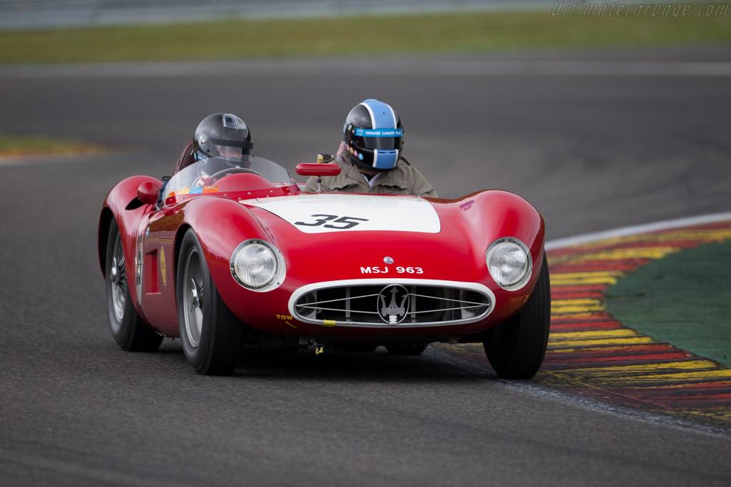 Maserati 300S - Chassis: 3057   - 2015 Modena Trackdays