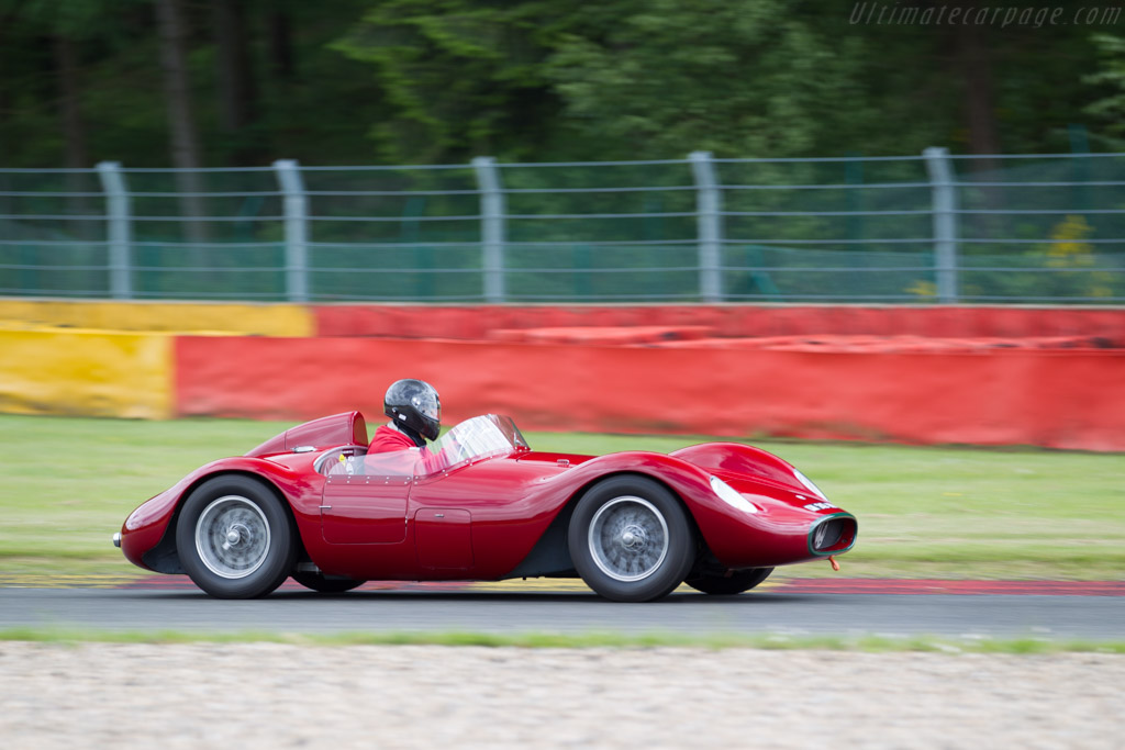 Maserati A6GCS/53 - Chassis: 2082   - 2015 Modena Trackdays