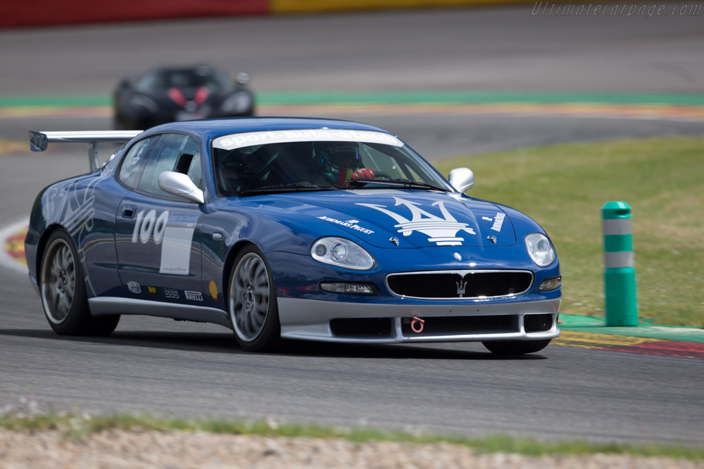 Maserati Coupe Trofeo  - Driver: Joe Twyman  - 2015 Modena Trackdays