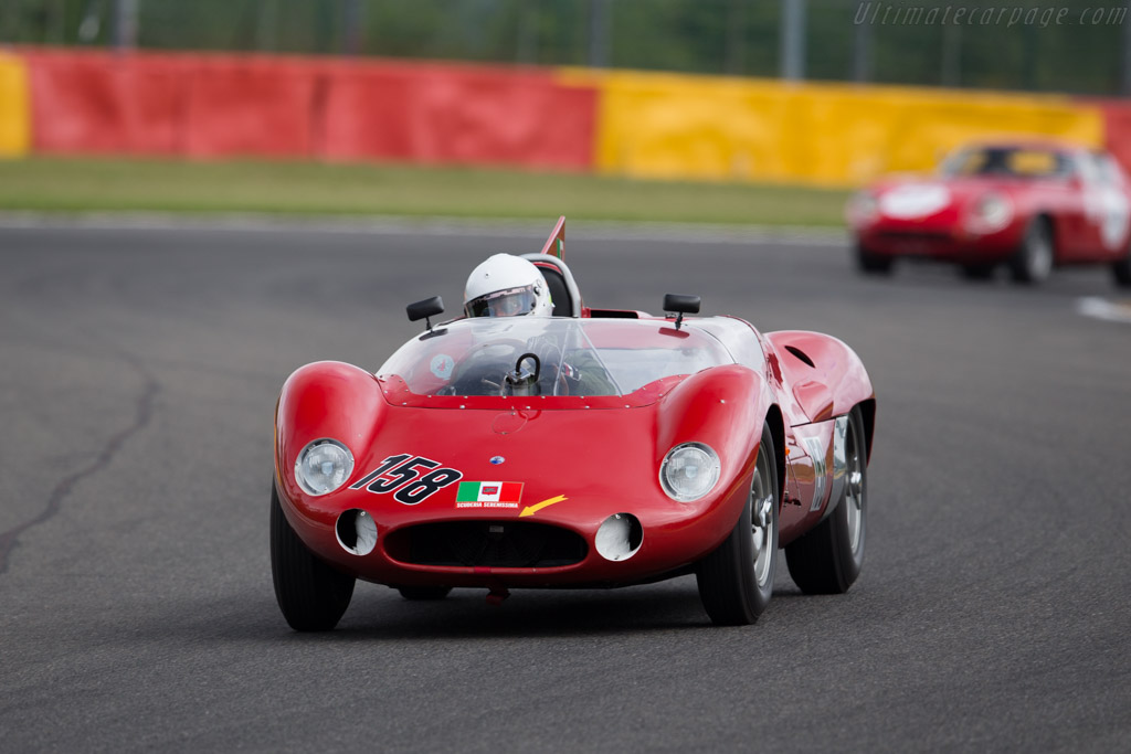 Maserati Tipo 63 Birdcage - Chassis: 63.004   - 2015 Modena Trackdays