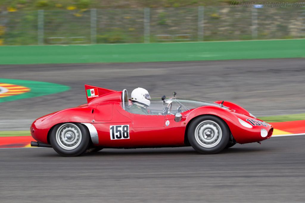 Maserati Tipo 63 Birdcage - Chassis: 63.004   - 2015 Modena Trackdays