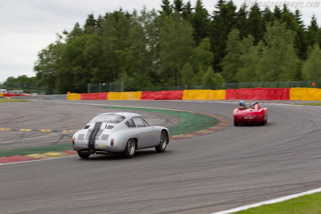 Porsche 356 Carrera Abarth GTL - Chassis: 1019   - 2015 Modena Trackdays