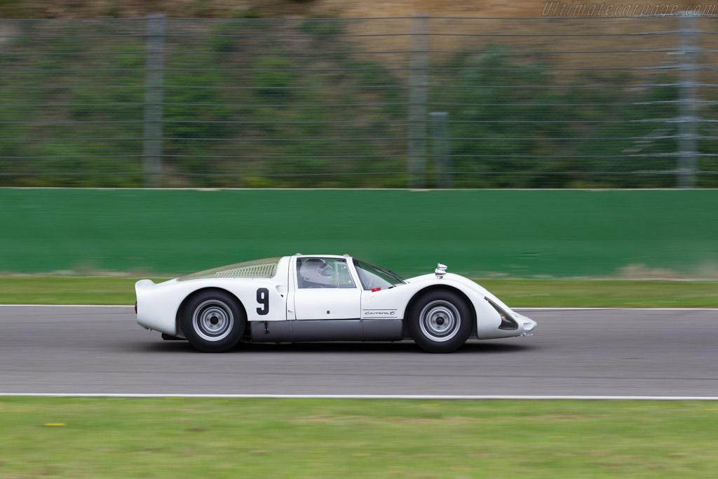 Porsche 906 Chassis 906 147 2015 Modena Trackdays