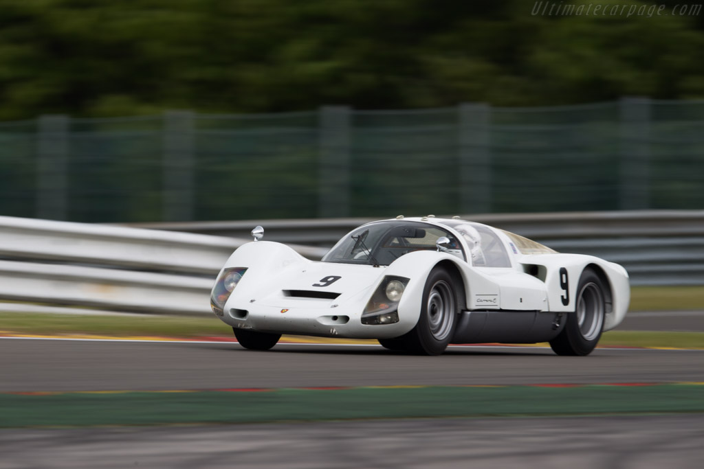Porsche 906 - Chassis: 906-147  - 2015 Modena Trackdays