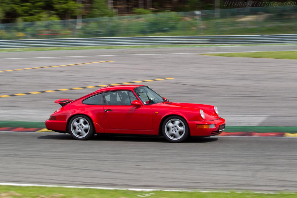 Porsche 911 Carrera    - 2015 Modena Trackdays