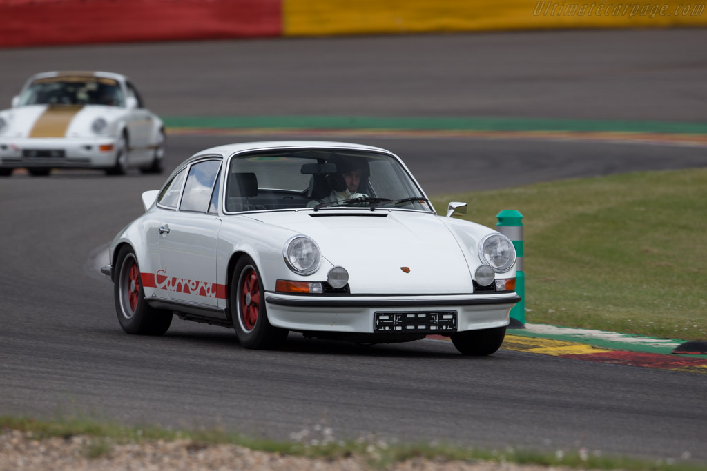 Porsche 911 Carrera RS 2.7 Touring - Chassis: 911 360 1224   - 2015 Modena Trackdays