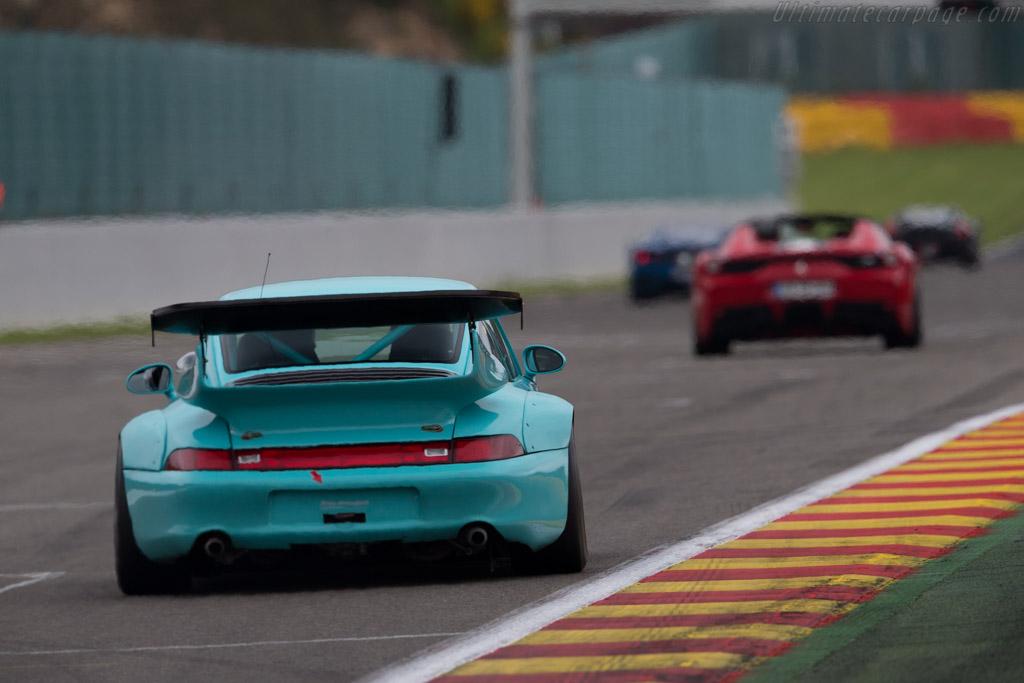 Porsche 911 GT2 Evo    - 2015 Modena Trackdays