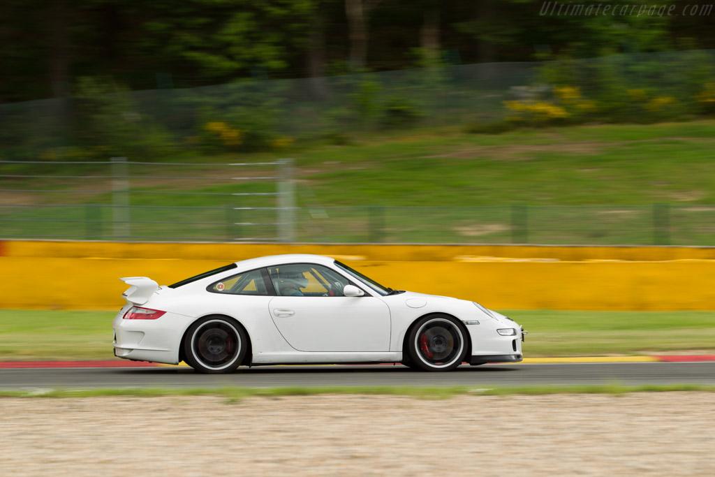 Porsche 911 GT3    - 2015 Modena Trackdays