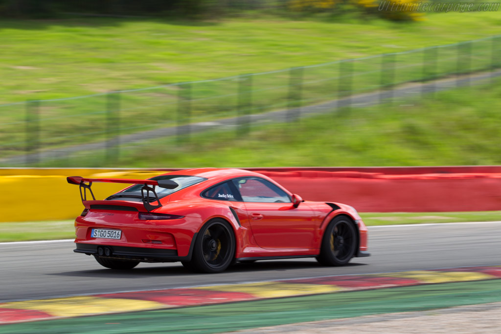 Porsche 911 GT3 RS - Chassis: WP0ZZZ99ZGS185075 - Driver: Jacky Ickx - 2015 Modena Trackdays