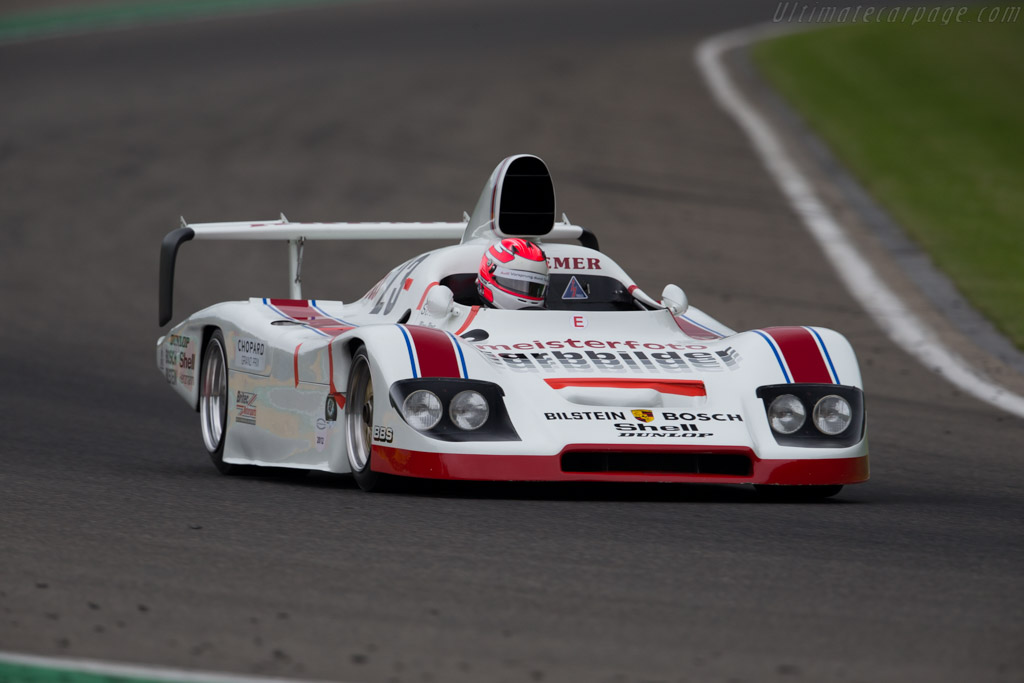 Porsche 936 - Chassis: 936-005 - Driver: Marco Werner  - 2015 Modena Trackdays