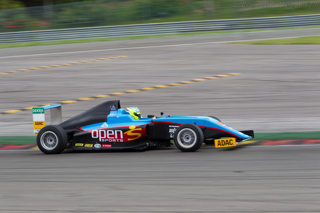 Tatuus F3 - Chassis: F.4 T014   - 2015 Modena Trackdays