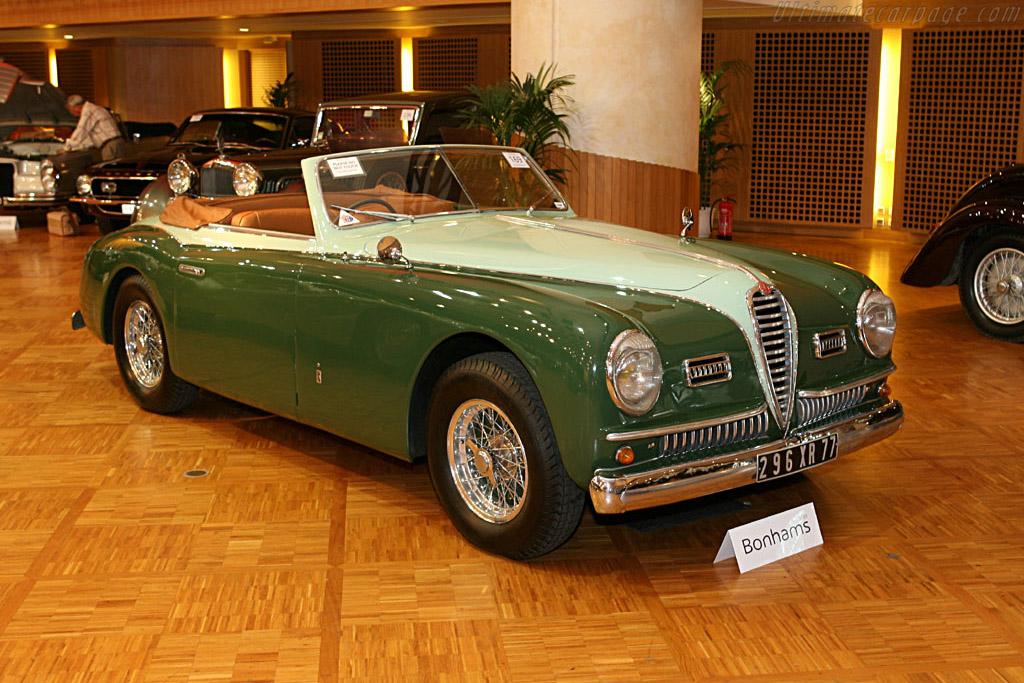 Alfa Romeo 6C 2500 SS Pinin Farina Cabriolet - Chassis: 915660   - 2006 Monaco Historic Grand Prix