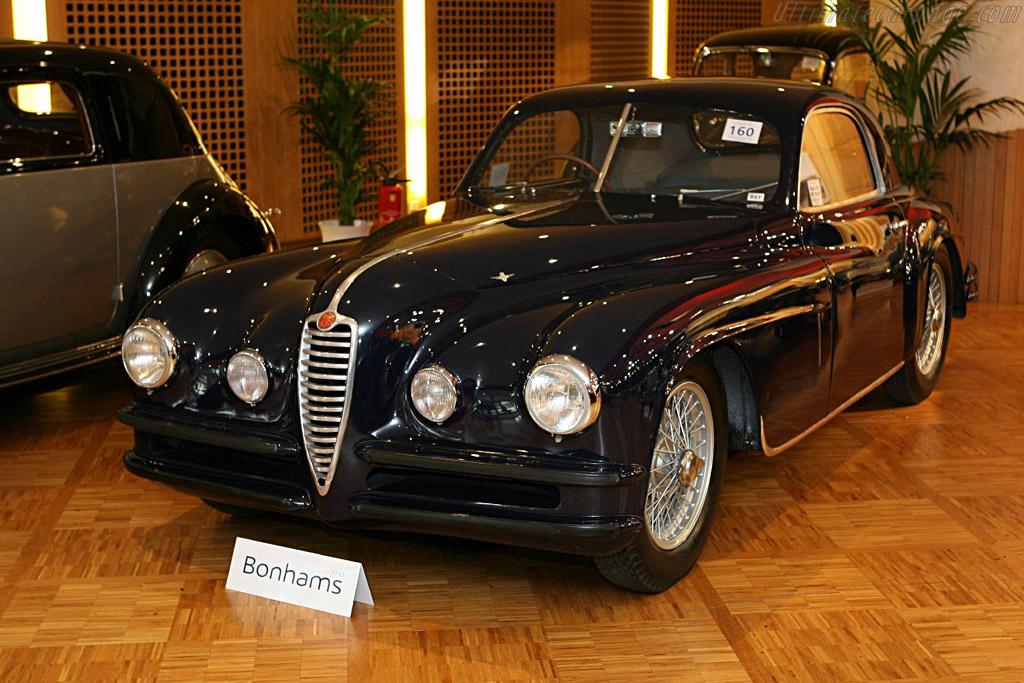 Alfa Romeo 6C 2500 SS Touring Coupe - Chassis: 915810   - 2006 Monaco Historic Grand Prix