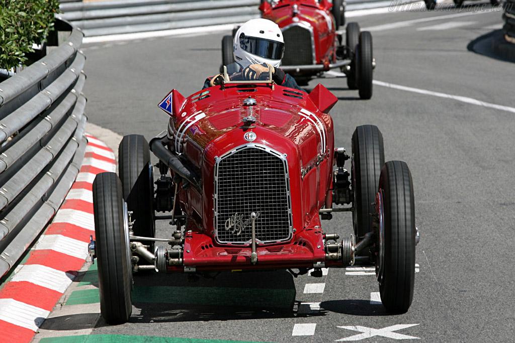 Alfa Romeo P3 - Chassis: 50007   - 2006 Monaco Historic Grand Prix