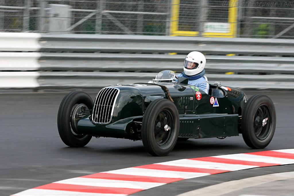 Alta GP    - 2006 Monaco Historic Grand Prix