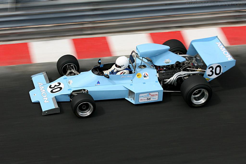 Amon F101 - Chassis: AF1/01   - 2006 Monaco Historic Grand Prix