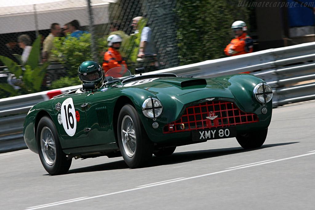 Aston Martin DB3 - Chassis: DB3/2   - 2006 Monaco Historic Grand Prix