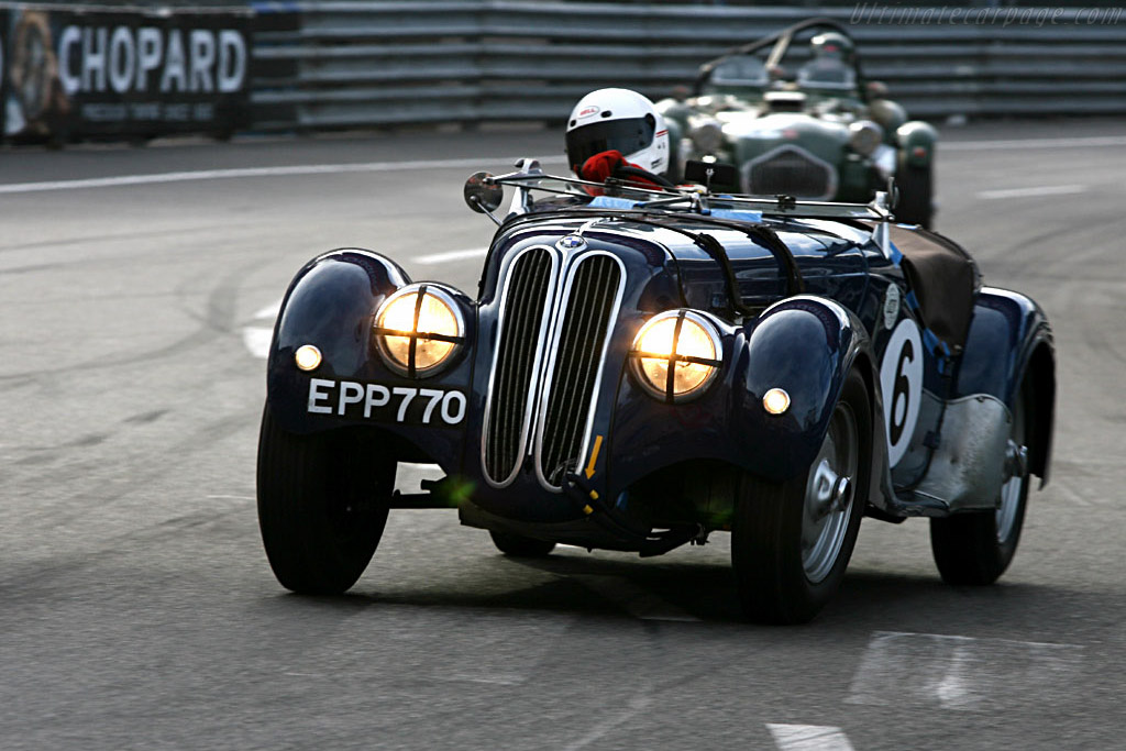 BMW 328 - Chassis: 85260   - 2006 Monaco Historic Grand Prix