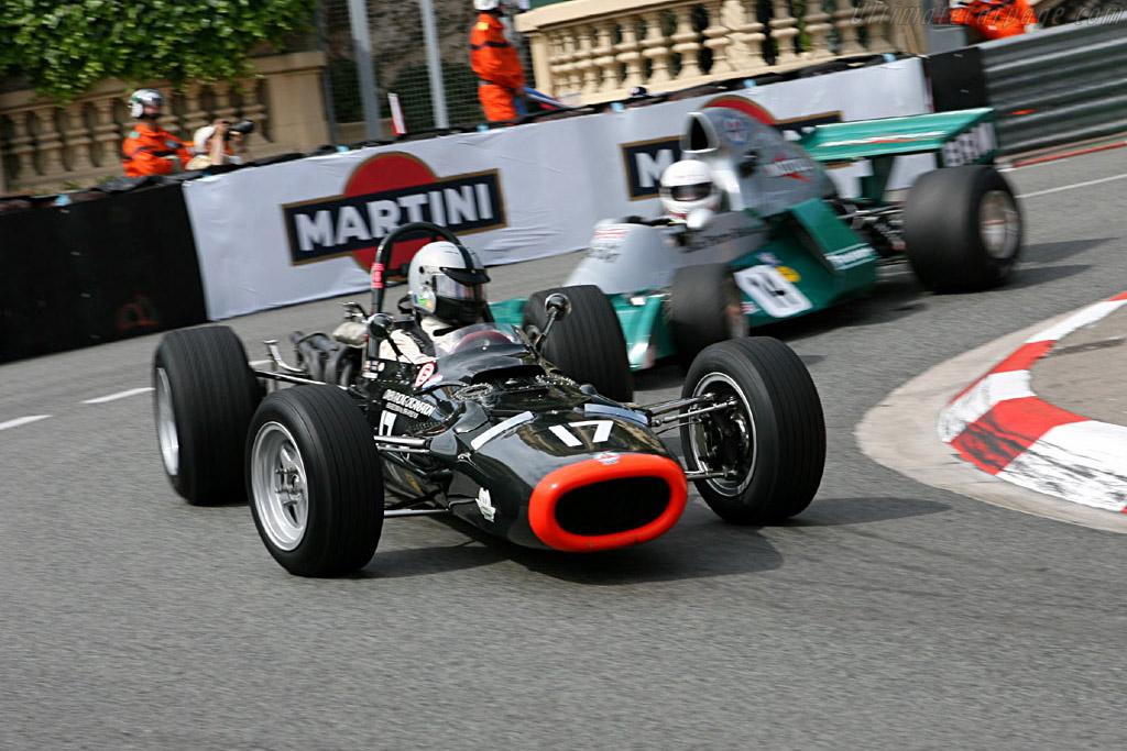 BRM P133 - Chassis: P126-01 - Driver: Brad Krause  - 2006 Monaco Historic Grand Prix