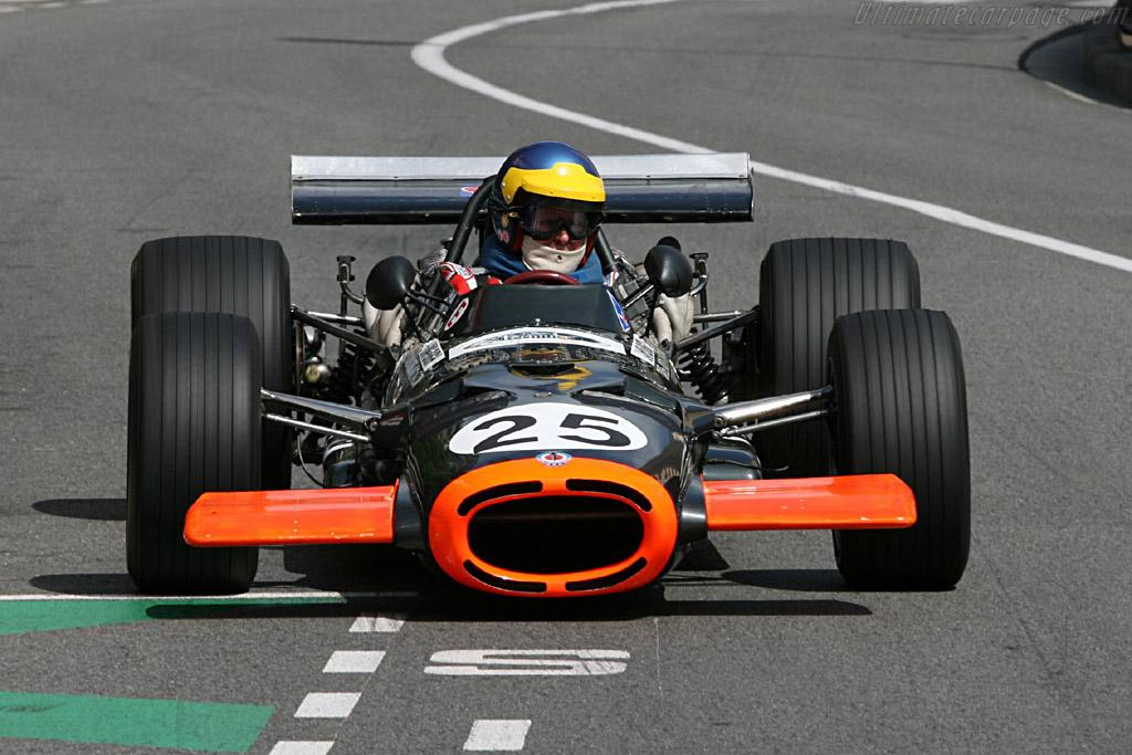 BRM P133 - Chassis: P133-01 - Driver: Robs Lamplough  - 2006 Monaco Historic Grand Prix