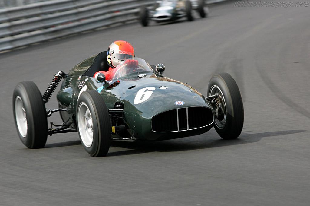 BRM P48 - Chassis: P48-2   - 2006 Monaco Historic Grand Prix