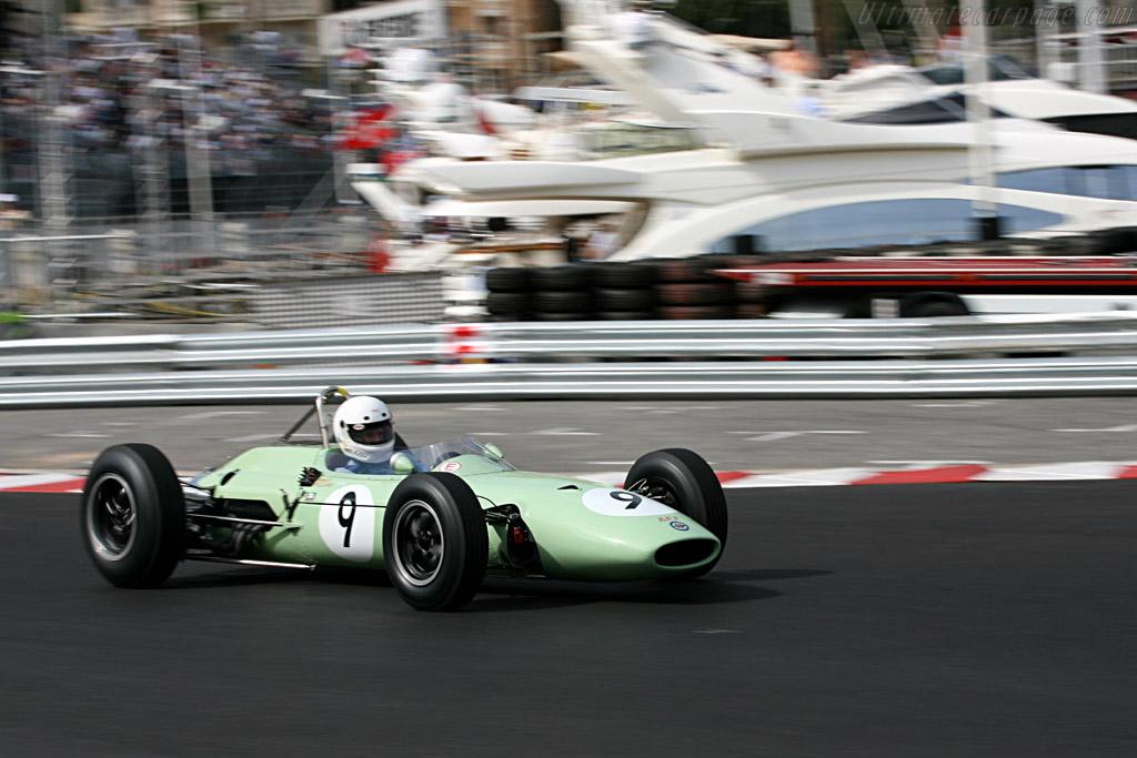 BRP BRM - Chassis: 02-64   - 2006 Monaco Historic Grand Prix