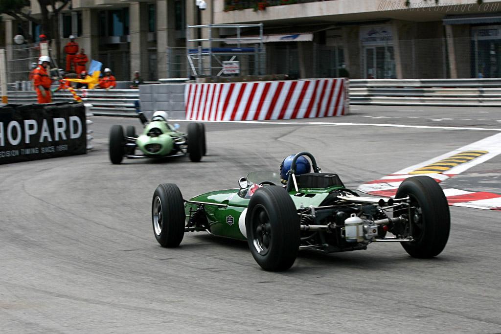 Brabham BT11 - Chassis: F1-5-64   - 2006 Monaco Historic Grand Prix