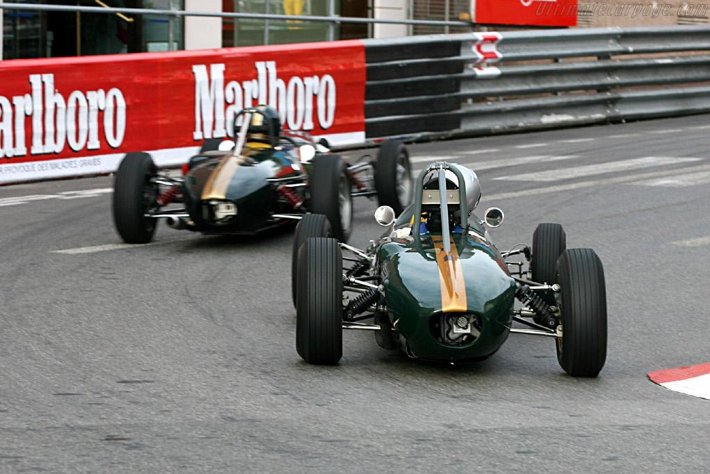Brabham BT2    - 2006 Monaco Historic Grand Prix