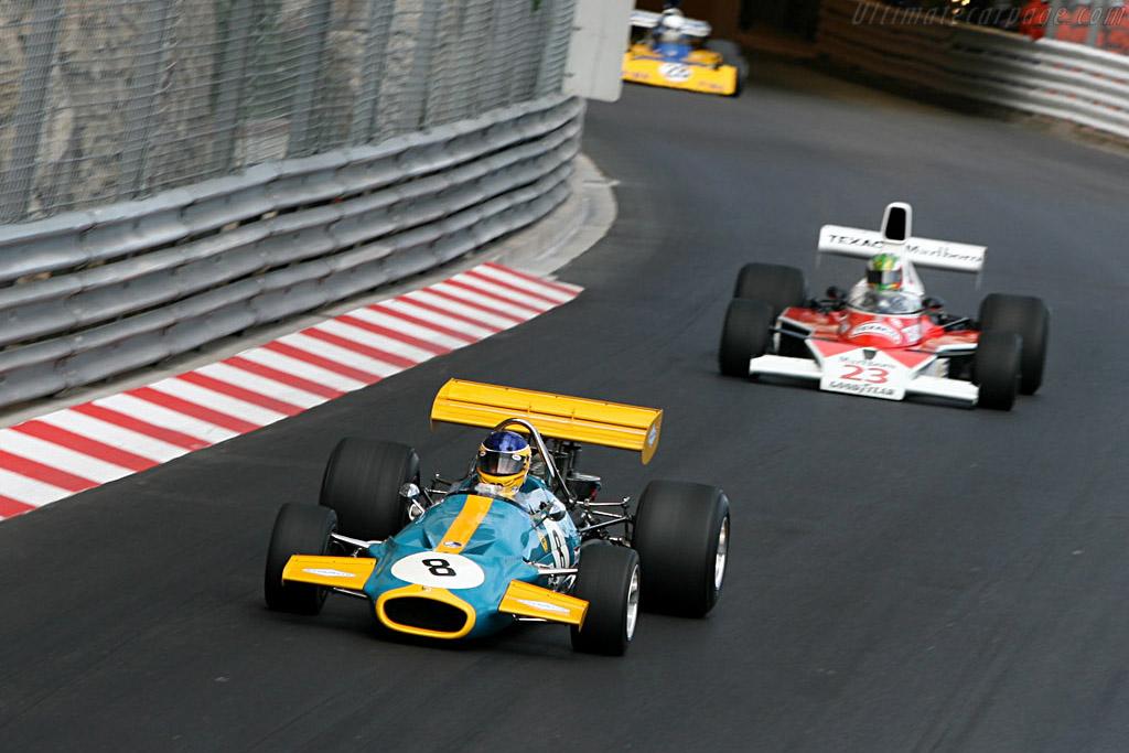 Brabham BT33 - Chassis: BT33/1 - Driver: Duncan Dayton  - 2006 Monaco Historic Grand Prix