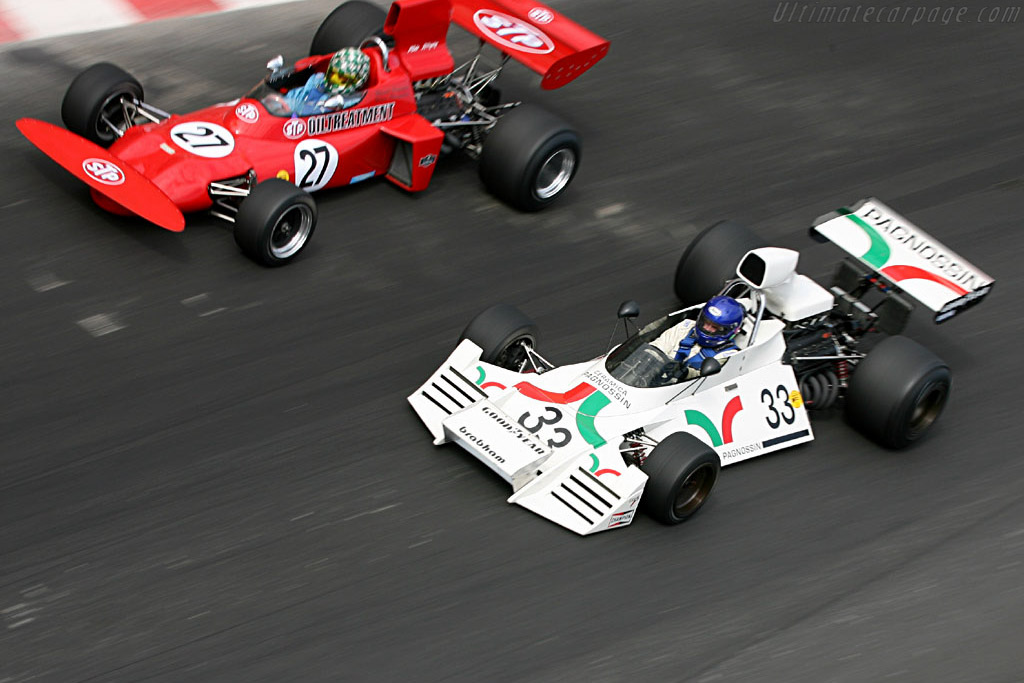 Brabham BT42    - 2006 Monaco Historic Grand Prix