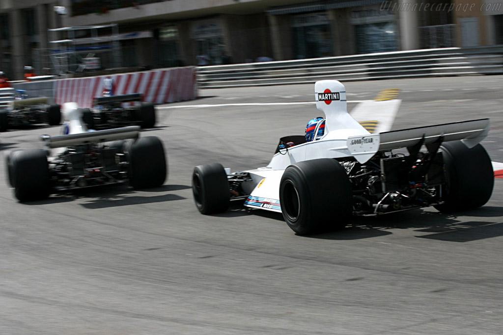 Brabham BT42/3 - Chassis: BT42-3   - 2006 Monaco Historic Grand Prix