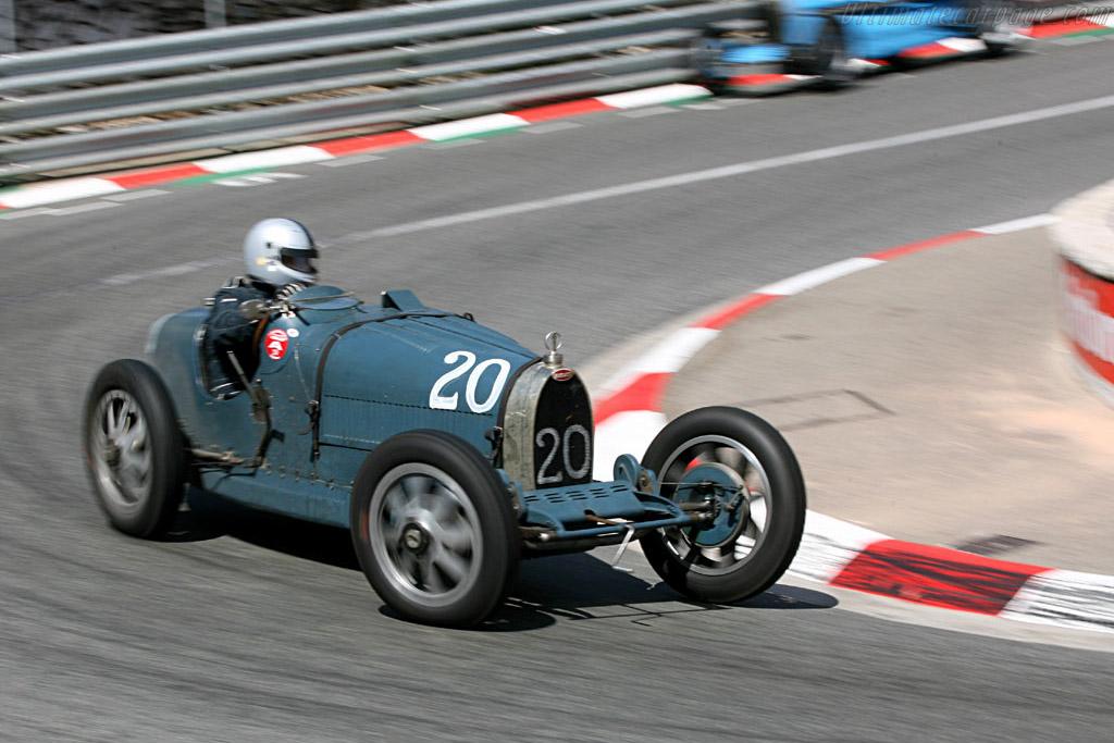 Bugatti 35 - Chassis: BC046   - 2006 Monaco Historic Grand Prix