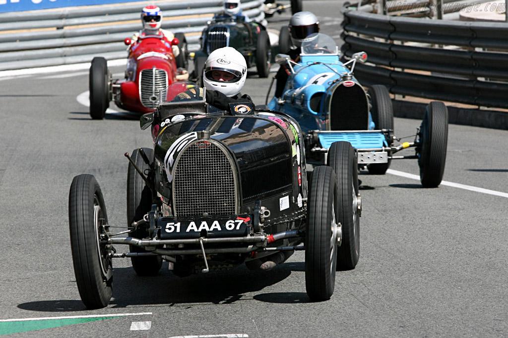 Bugatti 35/51    - 2006 Monaco Historic Grand Prix