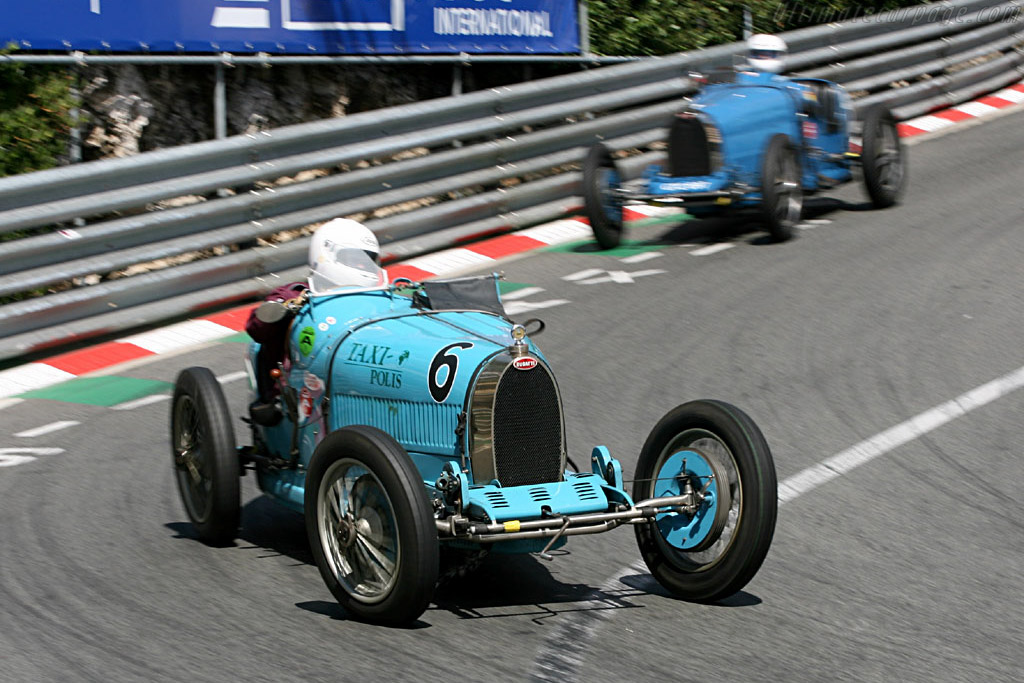 Bugatti 37    - 2006 Monaco Historic Grand Prix