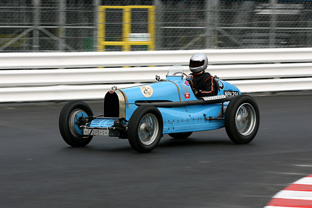 Bugatti 37/44    - 2006 Monaco Historic Grand Prix