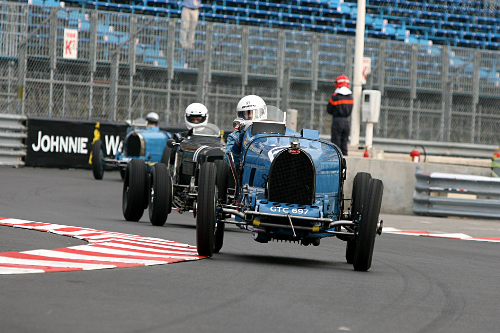 Bugatti Type 35B    - 2006 Monaco Historic Grand Prix