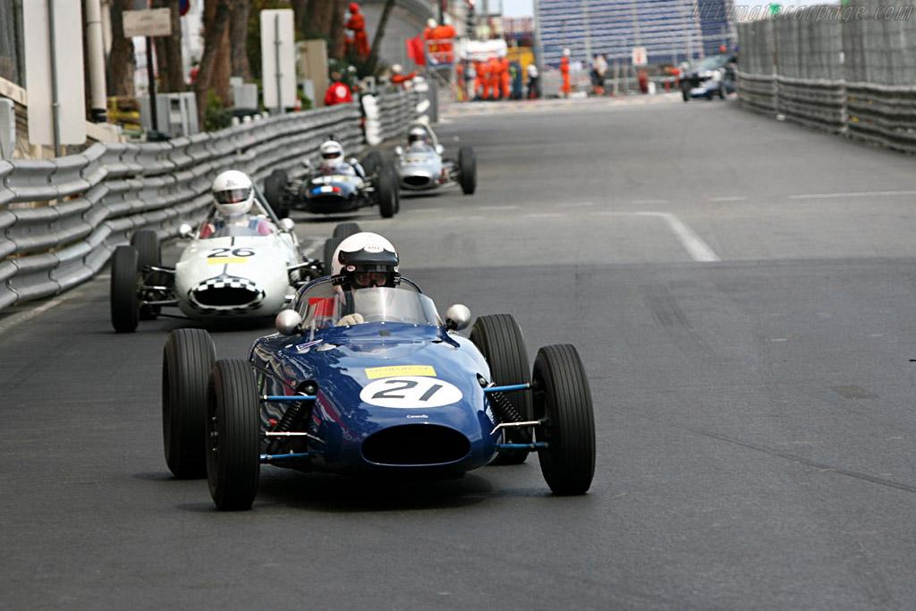 Caravelle MK1    - 2006 Monaco Historic Grand Prix
