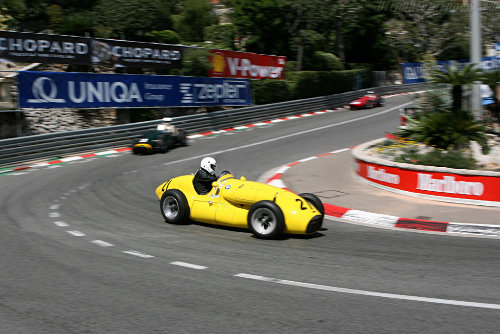 Connaught A-Type - Chassis: A4   - 2006 Monaco Historic Grand Prix