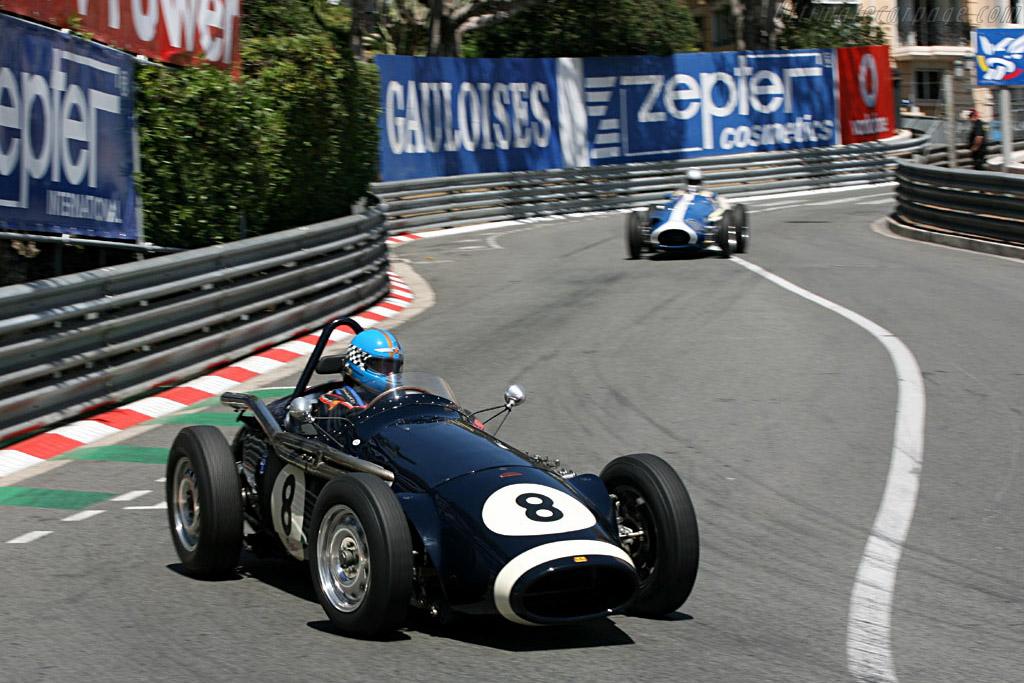 Connaught B-Type    - 2006 Monaco Historic Grand Prix