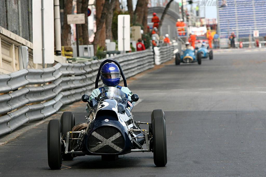 Cooper Bristol Mk1    - 2006 Monaco Historic Grand Prix