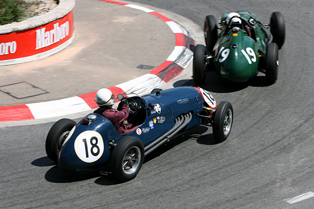 Cooper Bristol Mk2    - 2006 Monaco Historic Grand Prix